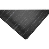 NoTrax Marble Anti-Fatigue Mat — 2ft. x 3ft., Black, Model# 511S0023BL
