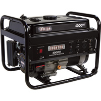 Ironton Portable Generator — 4,000 Surge Watts, 3,200 Rated Watts, EPA Compliant, Model# DF4000