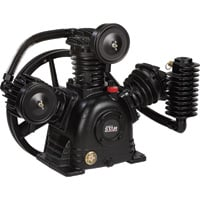 FREE SHIPPING — NorthStar Air Compressor Pump — 2-Stage, 3-Cylinder, 14.9 CFM @ 90 PSI