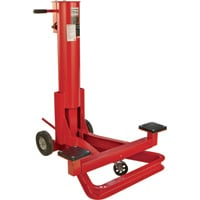 Strongway 1 1/4-Ton Air Bumper Jack