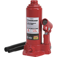 FREE SHIPPING — Strongway 4-Ton Hydraulic Bottle Jack