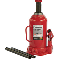 FREE SHIPPING — Strongway 20-Ton Hydraulic Bottle Jack