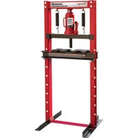 FREE SHIPPING — Strongway 12-Ton Hydraulic Shop Press