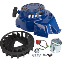 Powerhorse Recoil Replacement Kit for Item# 45750, Powerhorse 420cc OHV Horizontal Engine