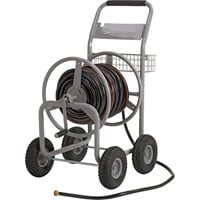 Strongway Garden Hose Reel Cart — Holds 5/8in. x 400ft. Hose