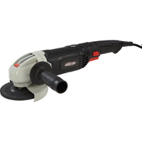 FREE SHIPPING — Ironton Angle Grinder — 6.5 Amp, 4 1/2in.