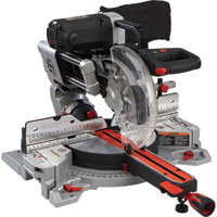 FREE SHIPPING — Ironton 10in. Multi-Sliding Compound Miter Saw — 2.5 HP, 15 Amps, 4600 RPM