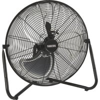 Ironton High-Velocity Floor Fan — 20in., 1/5 HP, 120 Volts, 4,414 CFM