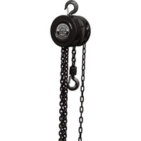 Ironton Manual Chain Hoist — 1/2-Ton Capacity