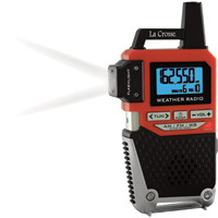 LaCrosse Technology NOAA Weather Radio/Flashlight