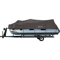 Classic Accessories StormPro Pontoon Cover — Fits Pontoons 21ft.–24ft.L x 102in.W, Model# 20-028-090801-00