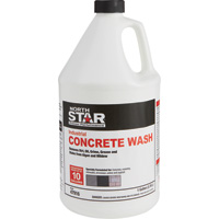NorthStar Pressure Washer Concrete Wash Concentrate — 1-Gallon, Model# NSCW1