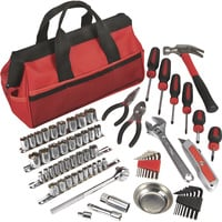 Ironton Tool Bag Set — 70-Pc., 1/4in. and 3/8in. Drive