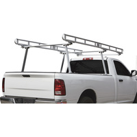 FREE SHIPPING — Ultra-Tow Full-Size Utility Truck Rack — 800-Lb. Capacity, Aluminum