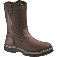 Wolverine Men's Buccaneer 10in. Waterproof Wellington Boot — Brown, Model# W04827