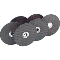 Klutch 2 7/8in. Cutting Wheels — 6-Pk.