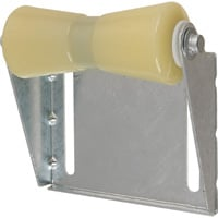 Ultra-Tow 8in. Galvanized Roller Bracket Assembly