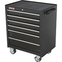 Ironton 26in. 6-Drawer Rolling Bottom Tool Chest — 26 13/16in.W x 18in.D x 33 1/3in.H