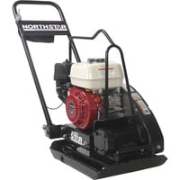 NorthStar Close-Quarters Plate Compactor — With 5.5 HP Honda GX160 Engine