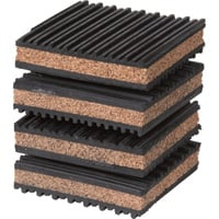 Klutch 4-Pk. of Vibration Pads