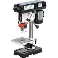SHOP FOX Oscillating Benchtop Drill Press — 5-Speed, 8 1/2in., 1/2 HP, 110V, Model# W1667