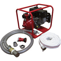 Endurance Marine Self-Priming Firefighting System — 3600 GPH, 100 PSI, 1 1/2in. Ports, 205cc Briggs & Stratton Engine, Model# EFP1.5HBS