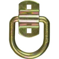 CargoSmart Bolt-On Heavy-Duty Forged D-Ring — 1/2in. Dia.