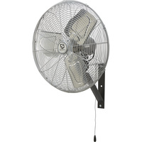 Strongway Oscillating Wall-Mounted Fan — 20in., 4600 CFM