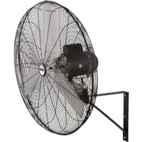 Bannon Oscillating Enclosed-Motor Wall-Mounted Fan — 30in., 7250 CFM