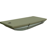 Classic Accessories Jon Boat Cover — Olive, Fits 12ft.L–14ft.L x 62in.W Boats, Model# 20-213-041401-00