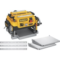 FREE SHIPPING — DEWALT Thickness Planer — 13in., 3 Knife, 2-Speed, 15 Amp, Model# DW735X