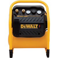 FREE SHIPPING — DEWALT Portable Electric Air Compressor — 1.1 HP, 2.5-Gallon, 3.0 CFM, Model# DWFP55130