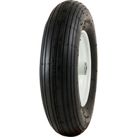 Marathon Tires Pneumatic Wheelbarrow Tire — 5/8in. Bore, 4.80/4.00–8in.
