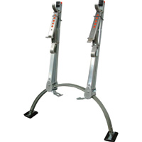 Guardian Fall Protection Basemate Ladder Leveler