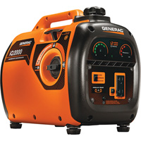 FREE SHIPPING — Generac iQ2000 Portable Inverter Generator — 2000 Surge Watts, 1600 Rated Watts, Model# 6866