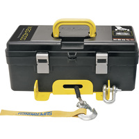 Superwinch Winch2Go 12 Volt Portable Winch — 4000-Lb. Capacity, 4.5 FPM, Model# 1140222
