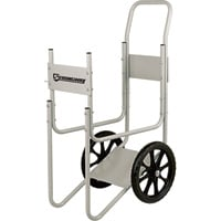 Strongway Log Cart — 220-Lb. Capacity