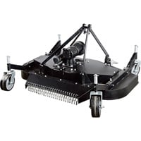 NorTrac 3-Pt. PTO Finish Mower — 72in. Cutting Width