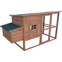 Yard Tuff Chicken Coop — Model# YTF-100CC
