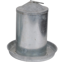 Yard Tuff 3-Gal. Metal Waterer — Model# YTF-03GGW