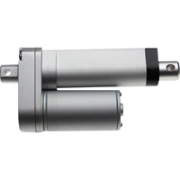 Glideforce 500-Lb. Capacity Linear Actuator by Concentric — 12in. Light Duty, 11.81in. Stroke, Model# LACT12