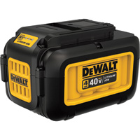 DEWALT 40V Max Lithium-ion Battery Pack — 4.0Ah, Model# DCB404