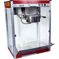 Paragon Theater 16 Popcorn Machine — 16-Oz. Capacity, Makes 295 1-Oz. Servings Per Hour, Model# 1116110