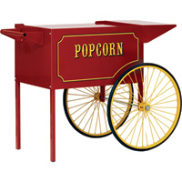 Paragon Large Theater Popcorn Cart, Model# 3090010