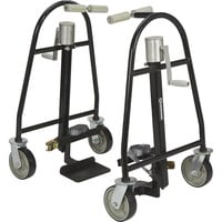 Strongway Furniture and Crate Mover Set — 1300-Lb. Total Capacity