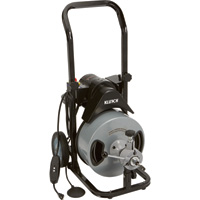 Klutch 100ft. Power-Feed Electric Drain Cleaner