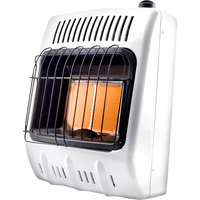 FREE SHIPPING — Mr. Heater Natural Gas Vent-Free Radiant Wall Heater — 10,000 BTU, 2-Plaque, Model# MHVFR10NG