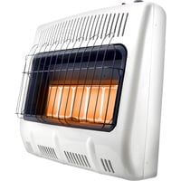 FREE SHIPPING — Mr. Heater Vent-Free Liquid Propane Radiant Wall Heater — 30,000 BTU, 5-Plaque, Model# MHVFRD30LPT