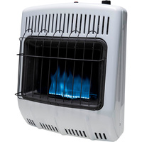 FREE SHIPPING — Mr. Heater Propane Vent-Free Blue Flame Wall Heater — 20,000 BTU, Model# MHVFB20LPT