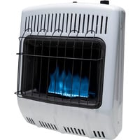 FREE SHIPPING — Mr. Heater Natural Gas Vent-Free Blue Flame Wall Heater — 20,000 BTU, Model# MHVFB20NGT